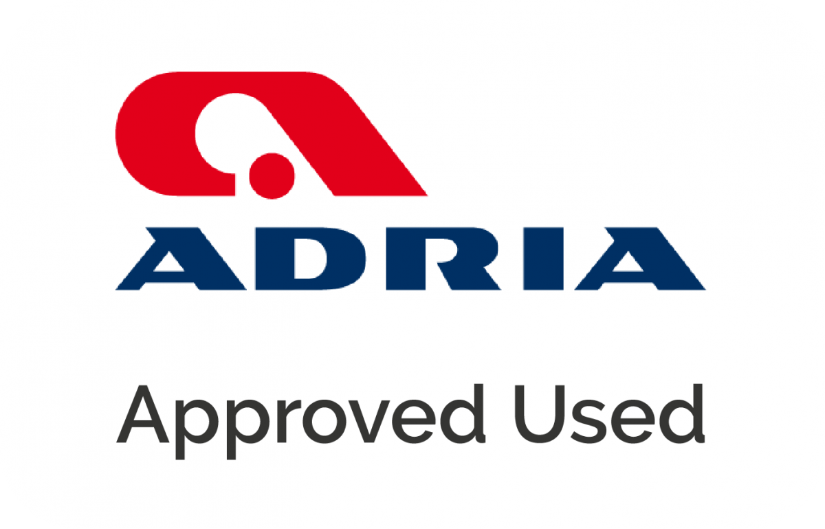 Adria Approved Used