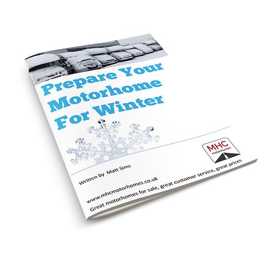 Prepare yoru motorhome for winter